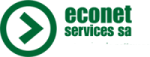 Econet Services SA Sticky Logo